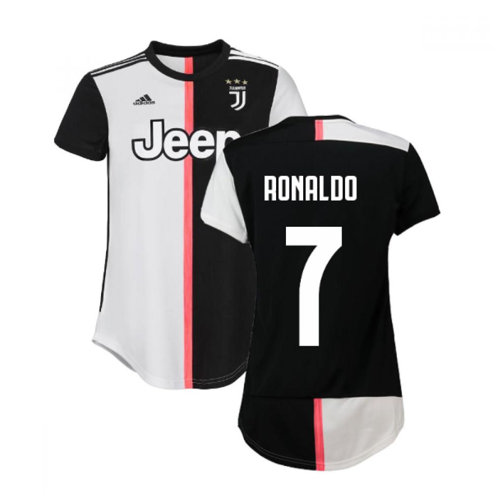 2019-2020 juventus adidas home womens shirt (ronaldo 7)