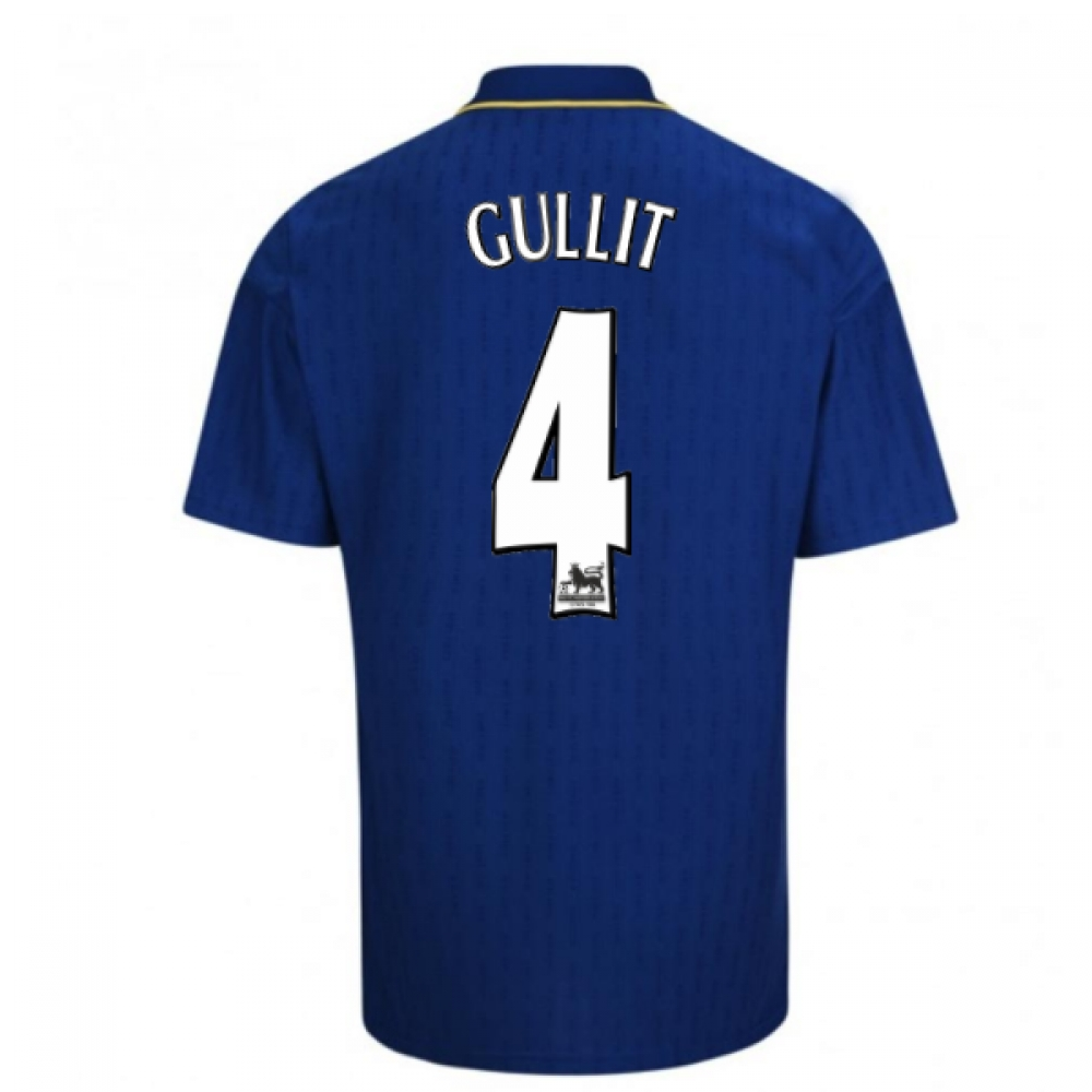 Image of 1997-98 Chelsea Fa Cup Final Shirt (Gullit 4)