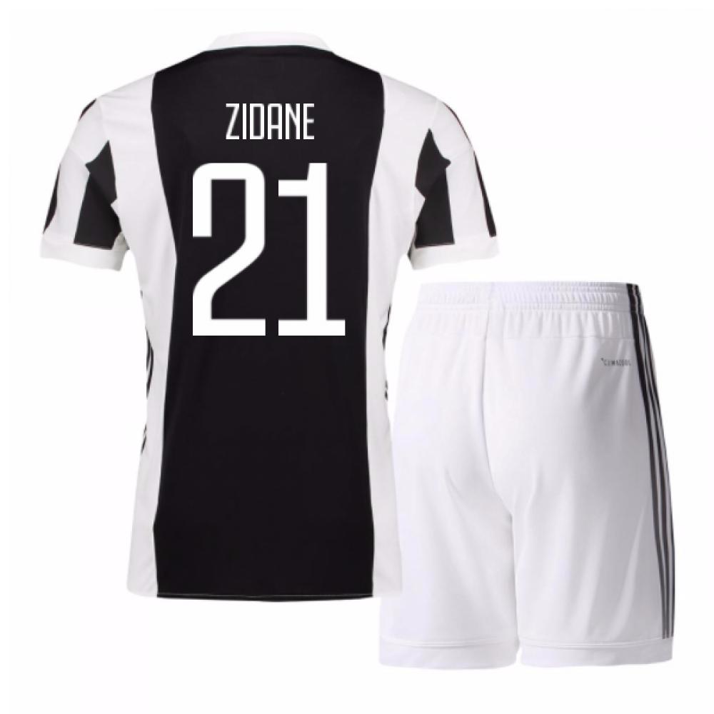 fbe58a391 2017 18 Juventus Home Mini Kit Zidane 21 - Sports and Exercise -  FlexYourPlastic (1000x1000) ...