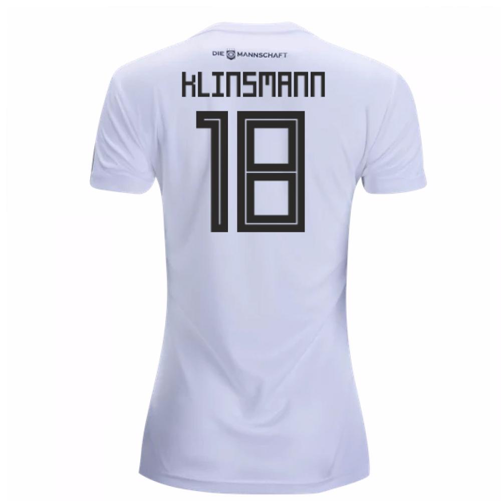 2018-19 Germany Home Womens Shirt (Klinsmann 18)