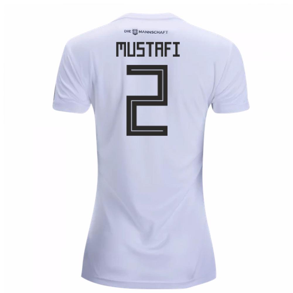 2018-19 Germany Home Womens Shirt (Mustafi 2)