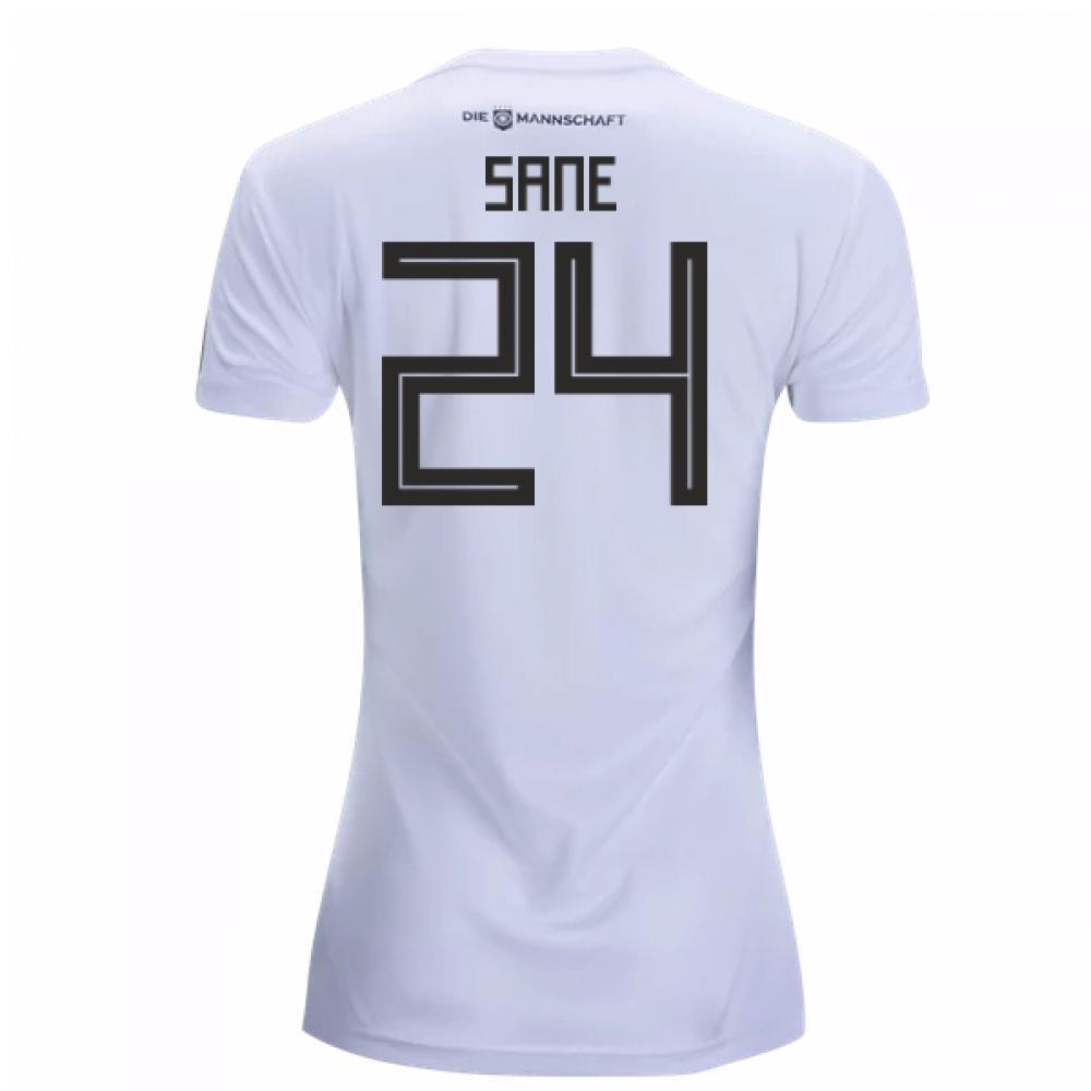 2018-19 Germany Home Womens Shirt (Sane 24)