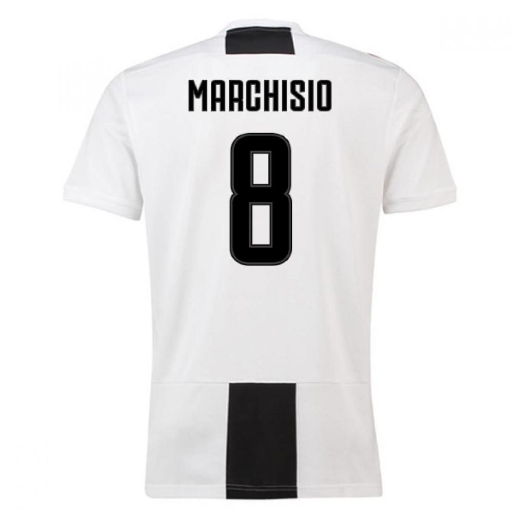 2018-19 Juventus Home Shirt (Marchisio 8) – Kids