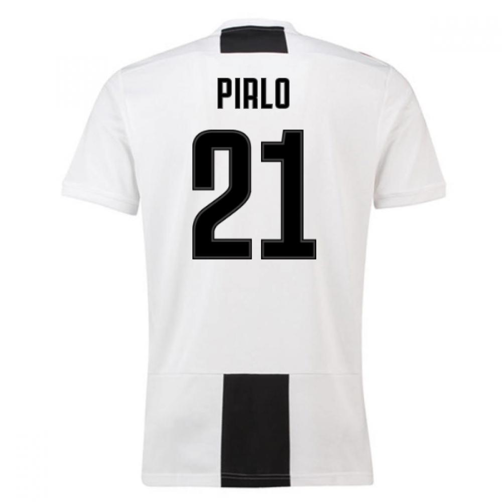 2018-19 Juventus Home Shirt (Pirlo 21) – Kids