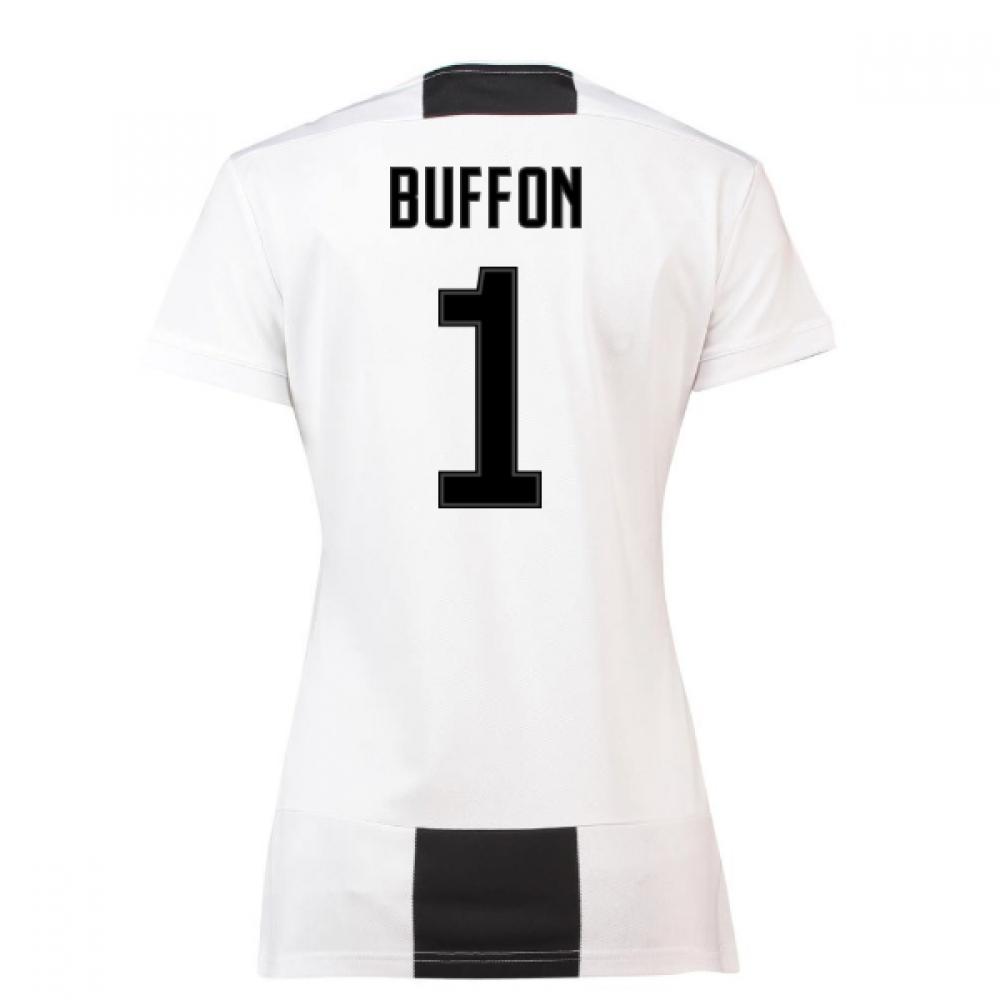 innovative design f8c2b b3783 2018-19 Juventus Womens Home Shirt (Buffon 1)