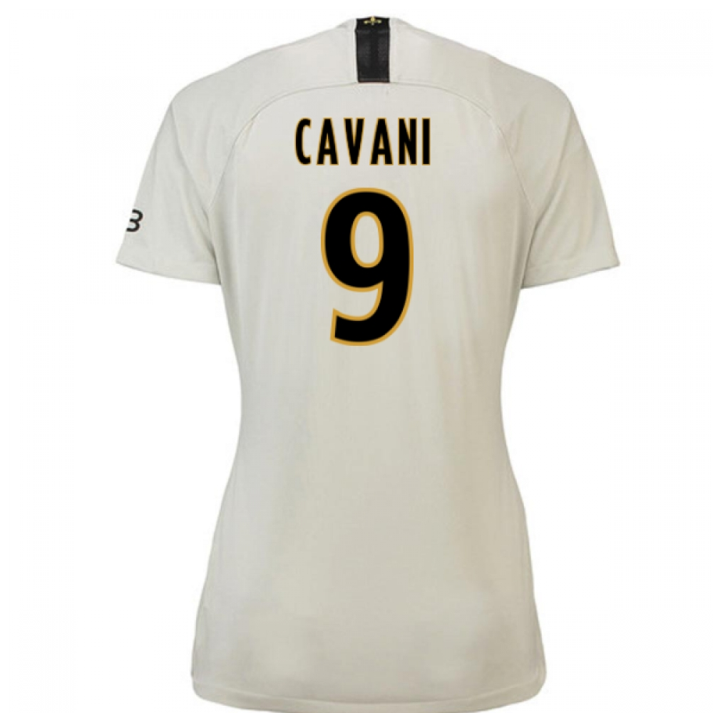 2018-19 Psg Away Womens Shirt (Cavani 9)