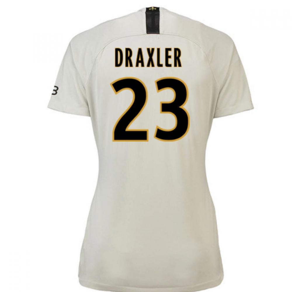 2018-19 Psg Away Womens Shirt (Draxler 23)