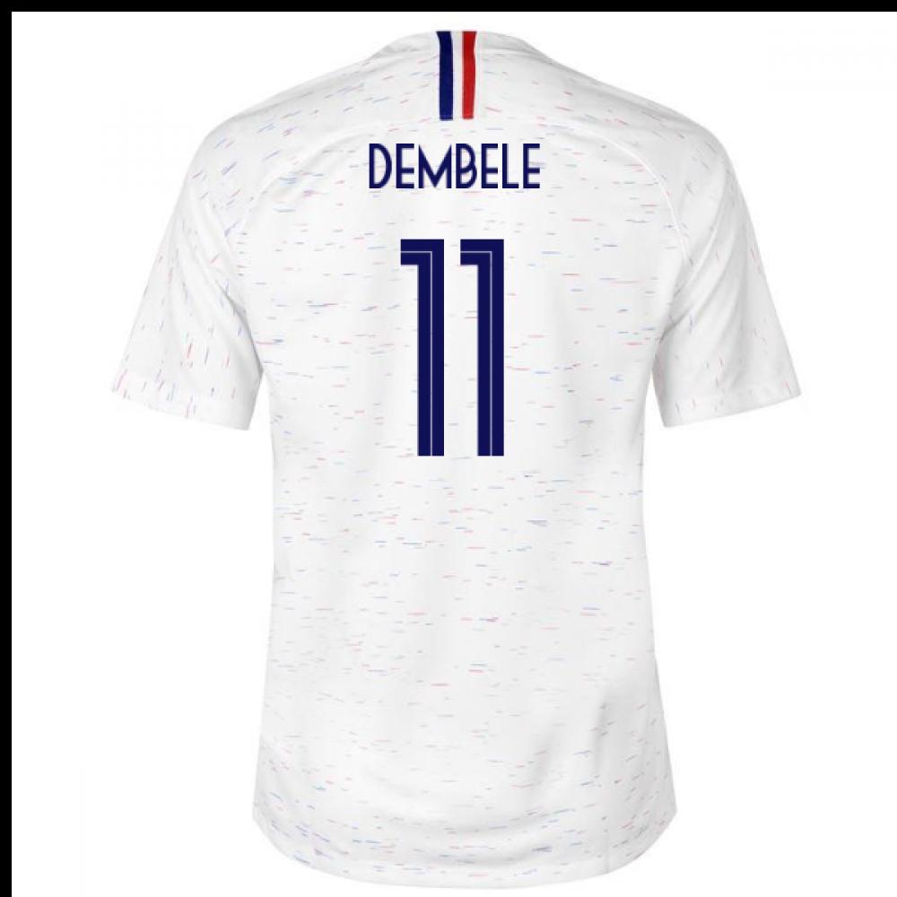 Nike 2018-2019 France Away Baby Kit