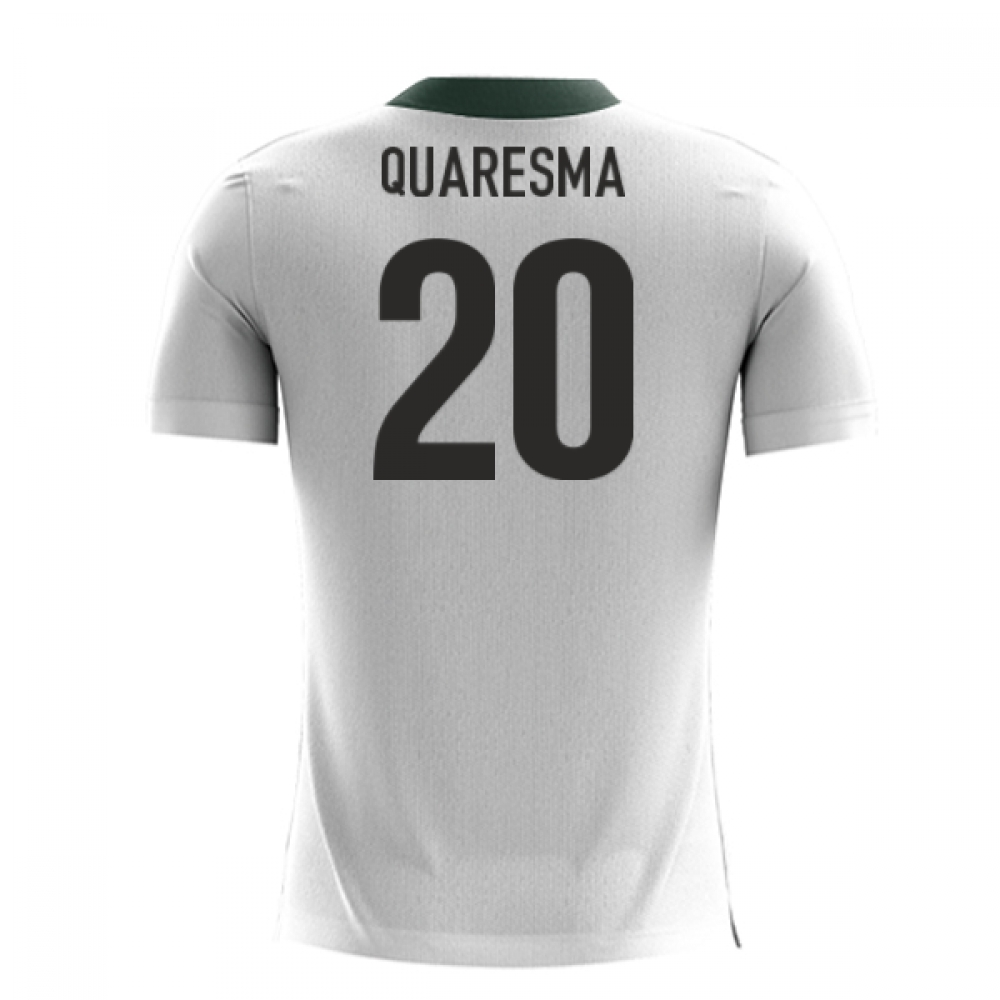 Click to view product details and reviews for 2018 2019 Portugal Airo Concept Away Shirt Quaresma 20.