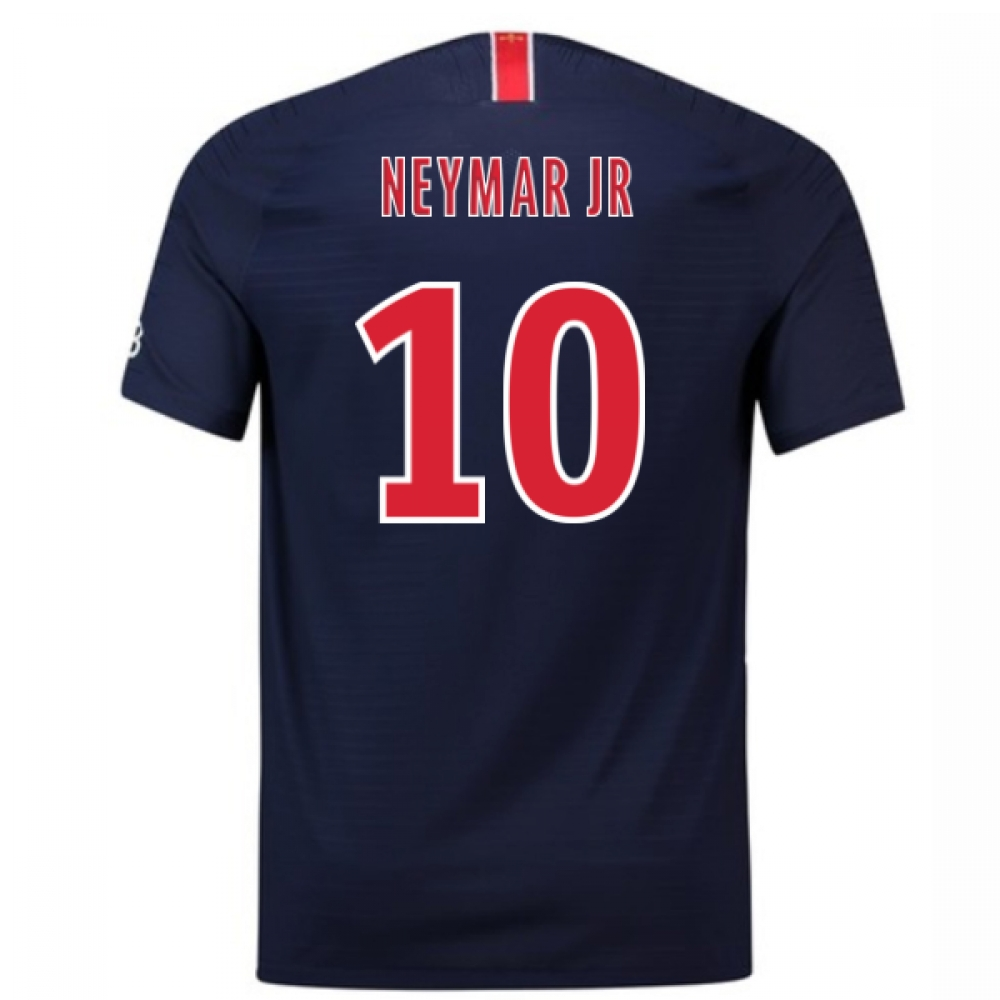 2018-2019 PSG Authentic Vapor Match Home Nike Shirt (Neymar Jr 10)