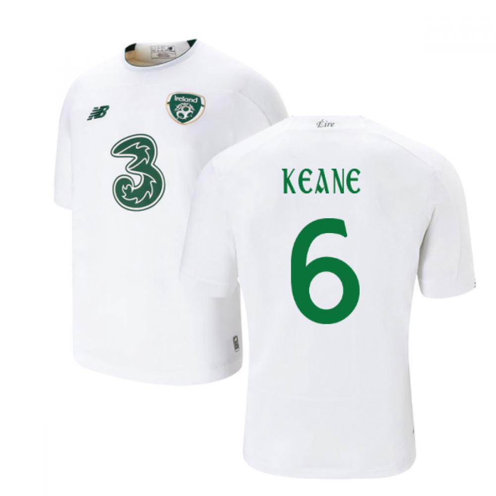2019-2020 Ireland New Balance Away Shirt (Keane 6)