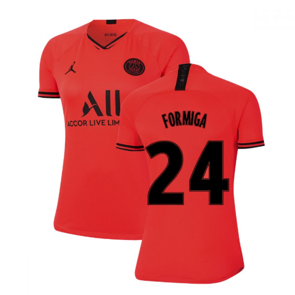 2019-2020 PSG Away Womens Shirt (Formiga 24)
