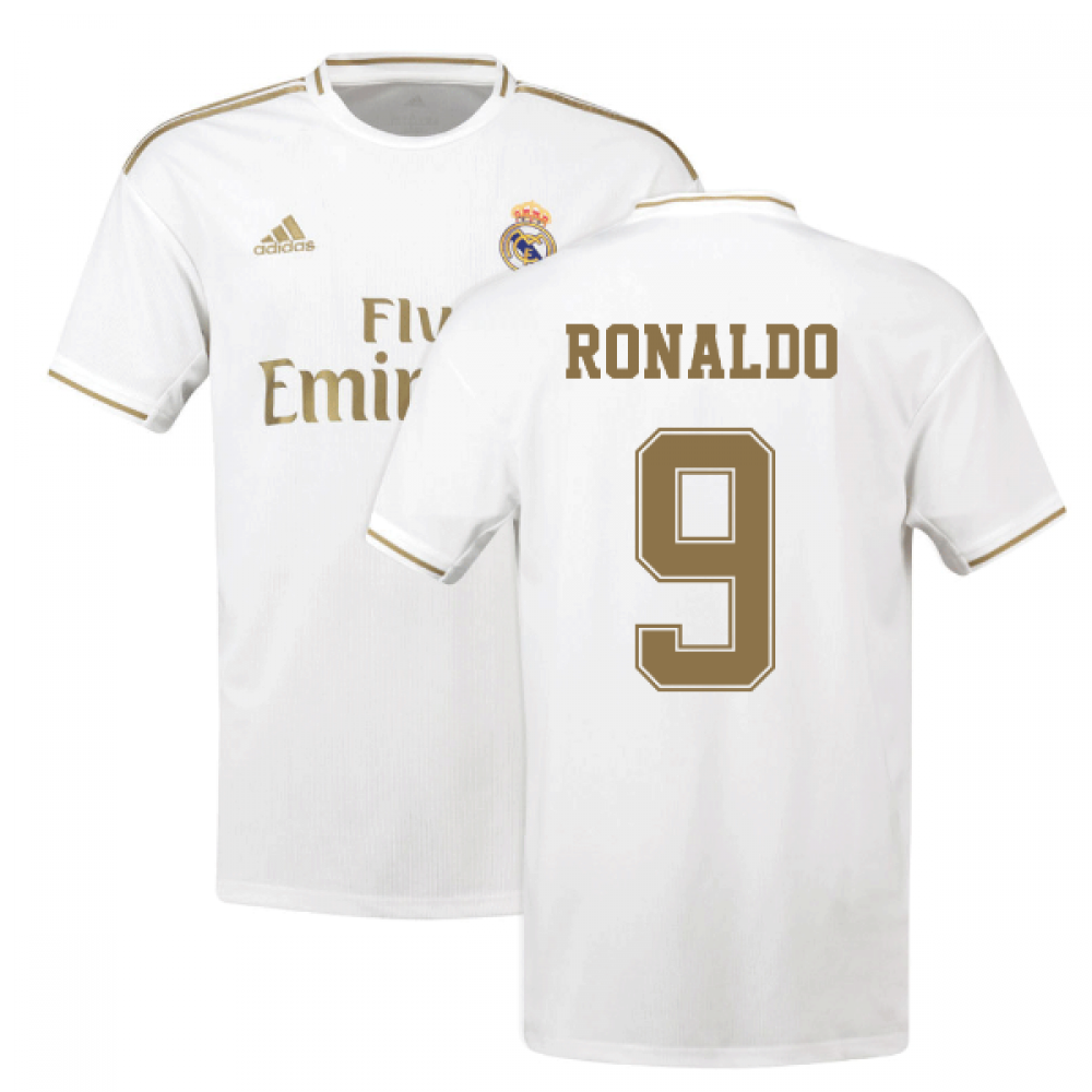 Soccer Gift Ideas: Buy 2019-2020 Real Madrid Adidas Home