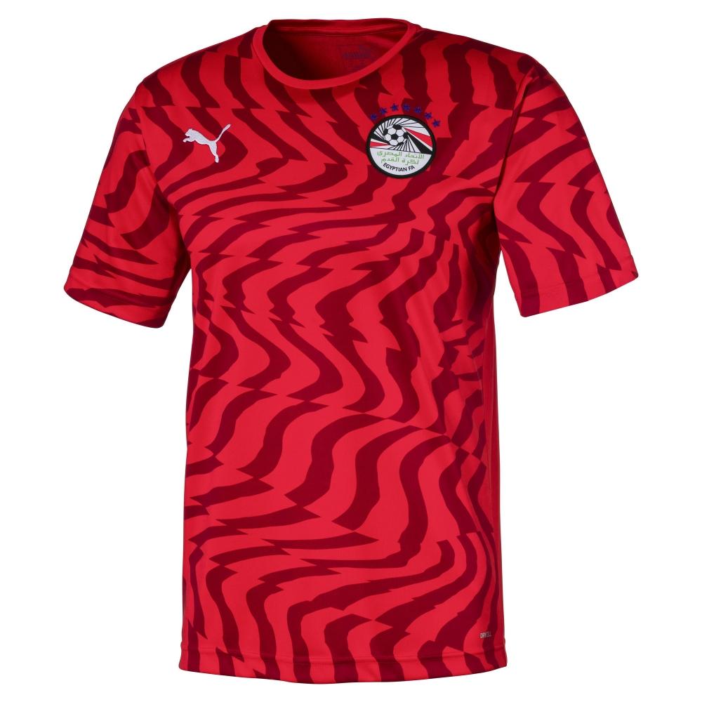 2019-2020 Egypt Home Puma Football Shirt