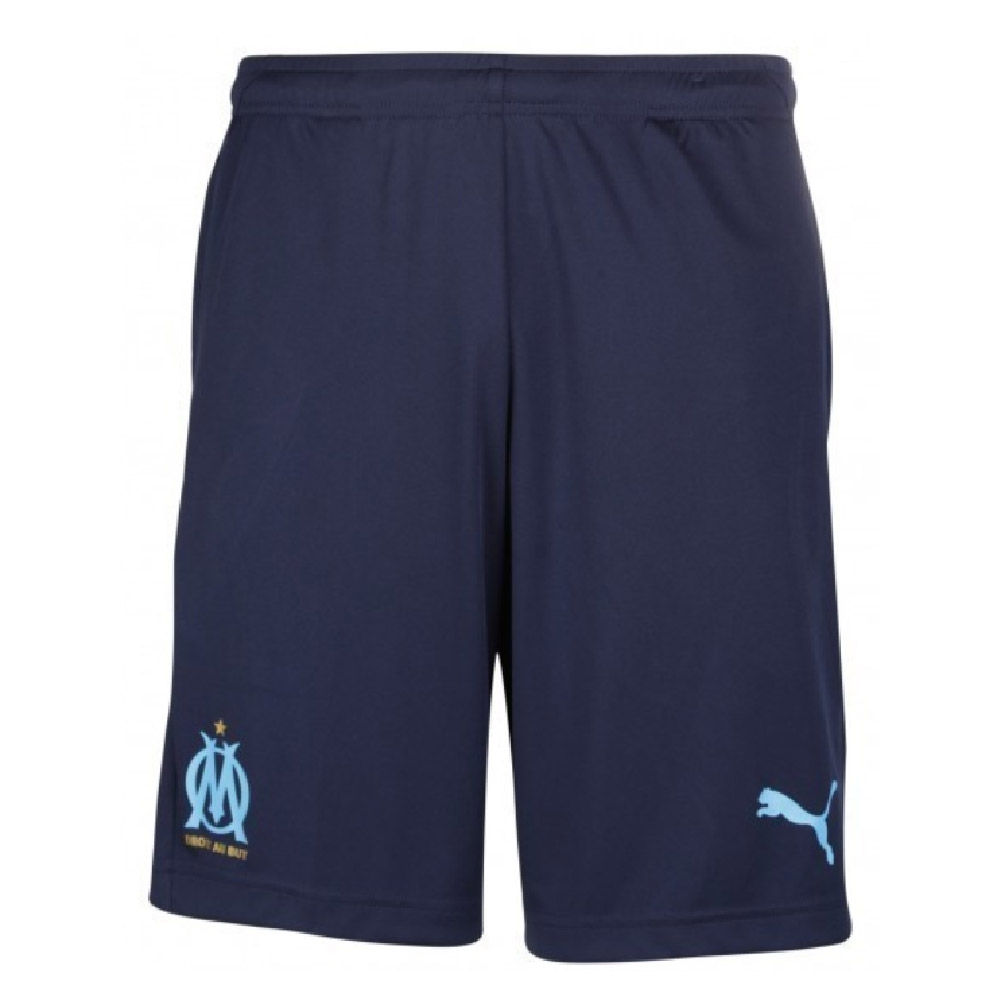 2019-2020 Marseille Training Shorts (Peacot)