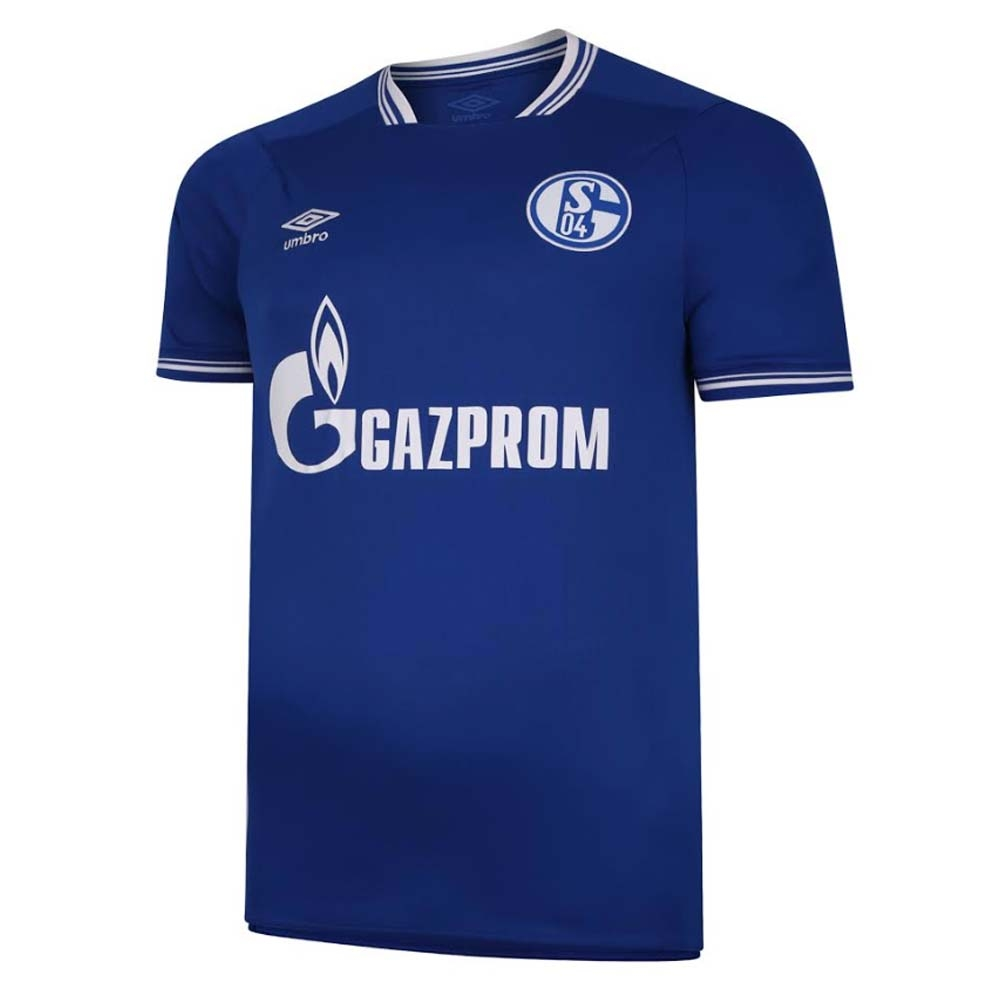 2020-2021 Schalke Home Shirt Umbro