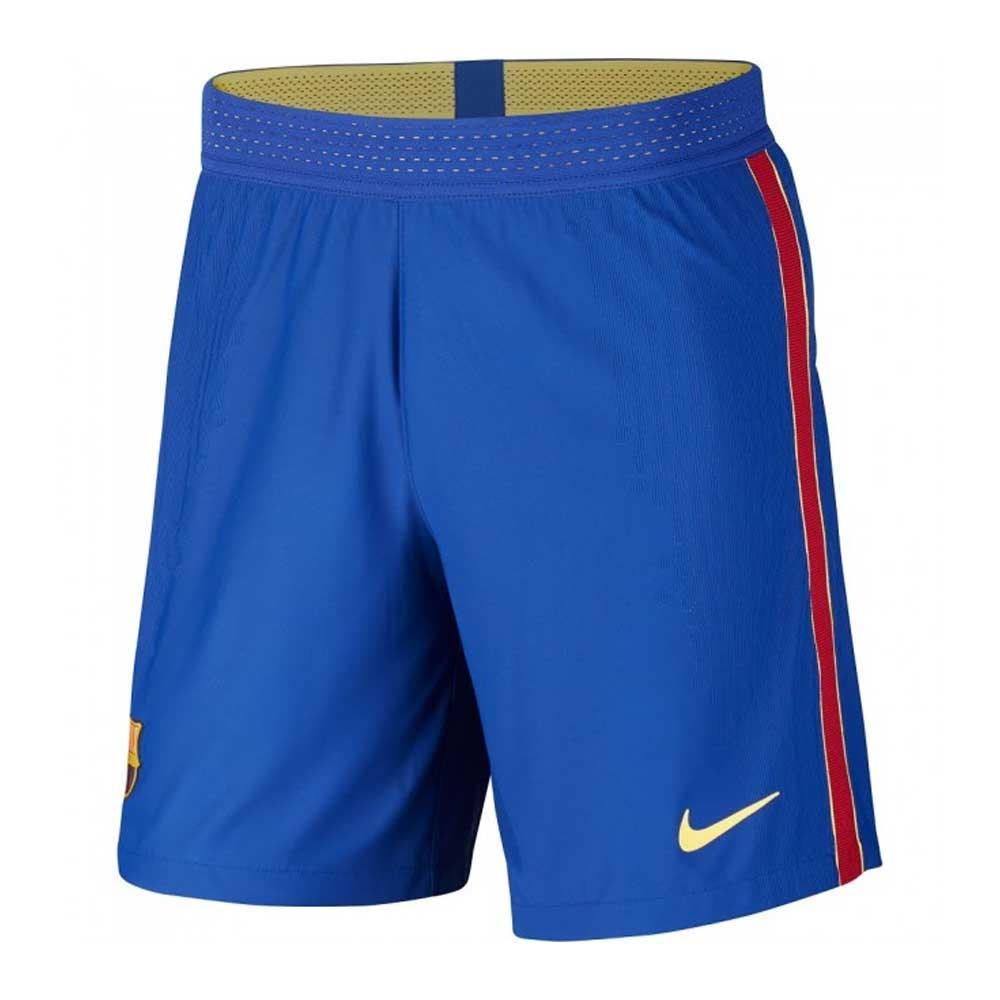 2020-2021 Barcelona Vapor Home Shorts (Blue)