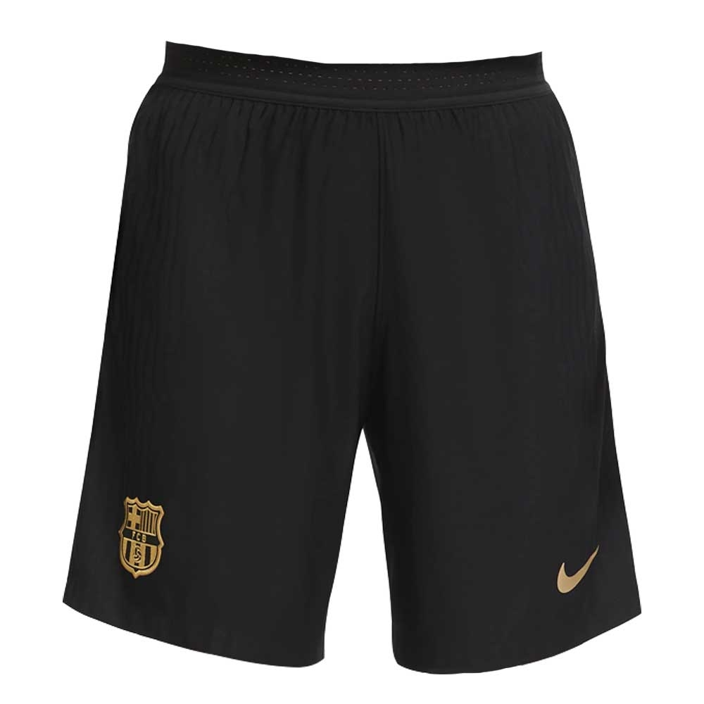 2020-2021 Barcelona Vapor Away Shorts (Black)