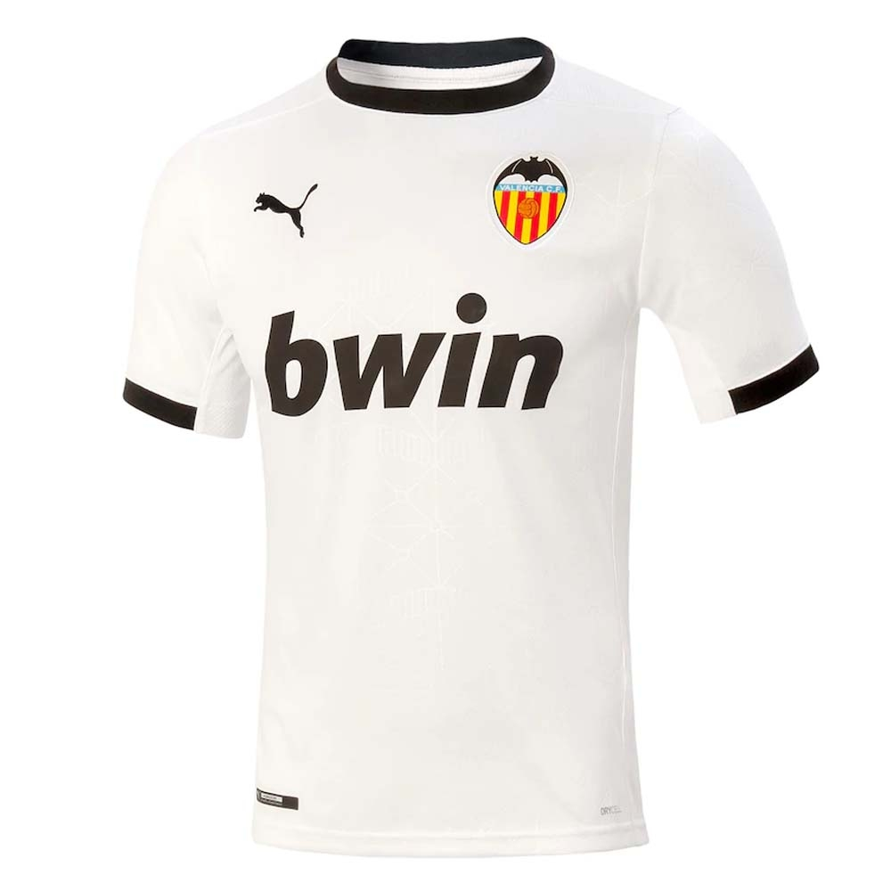 2020-2021 Valencia Home Shirt Puma