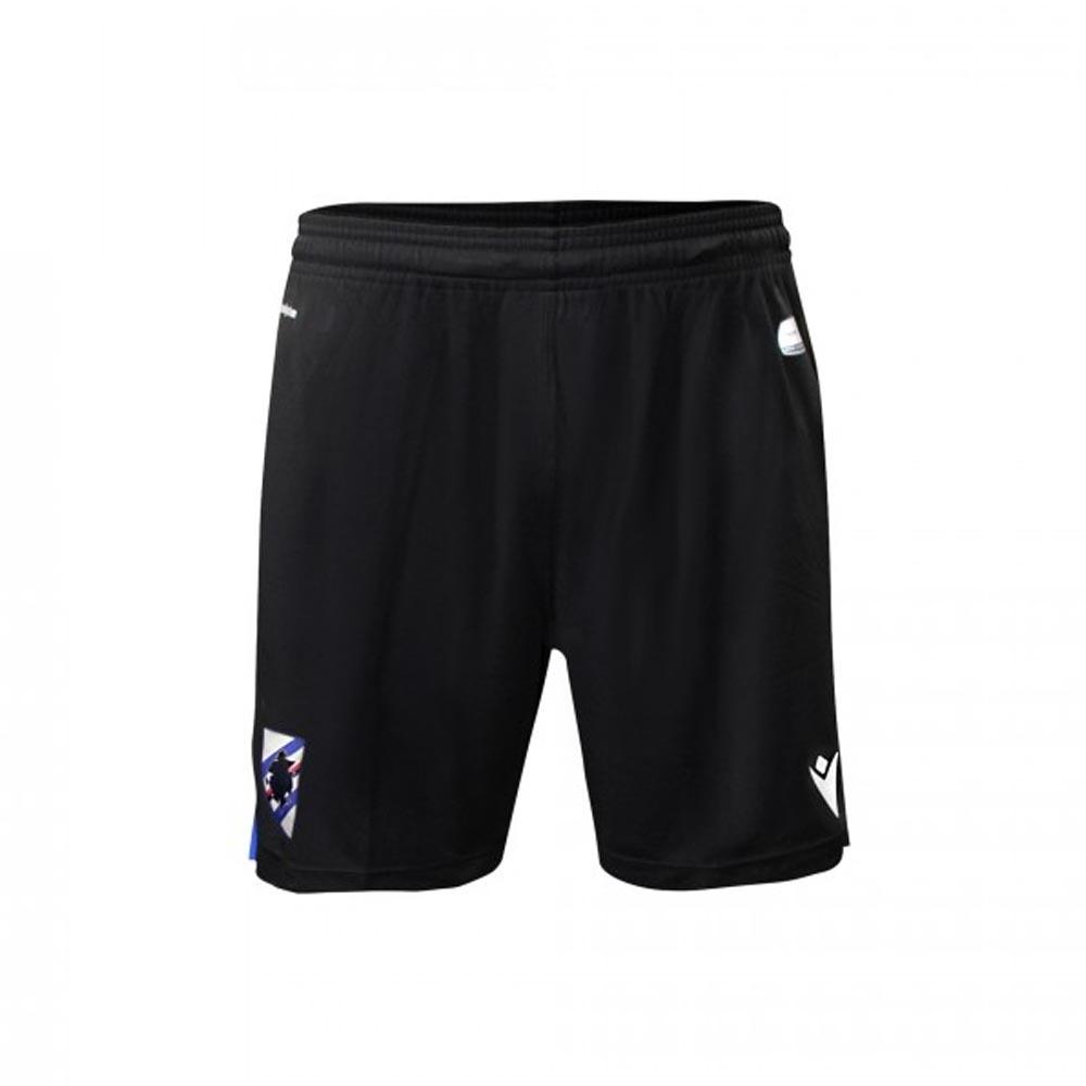 2020-2021 Sampdoria Third Shorts (Black)