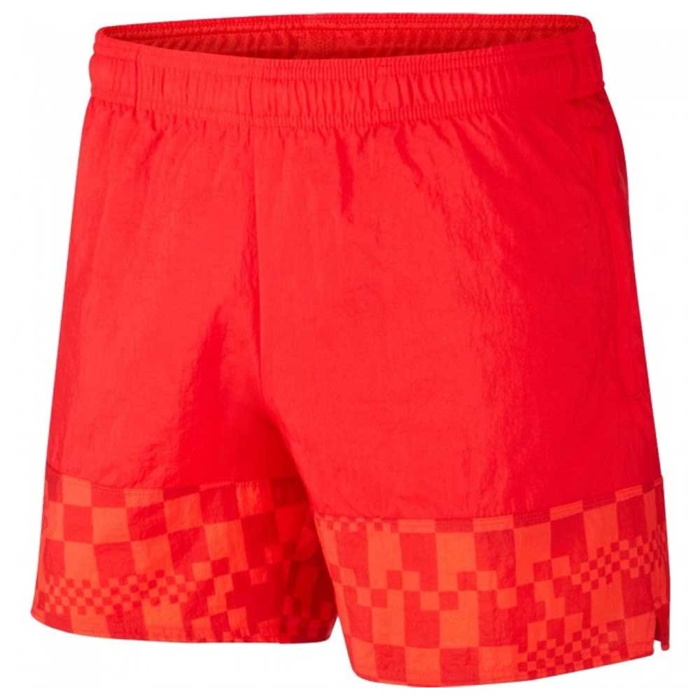 2020-2021 Croatia Woven Shorts (Red)
