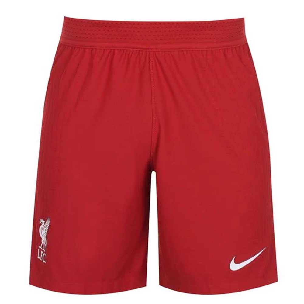 2020-2021 Liverpool Vapor Home Shorts (Red)