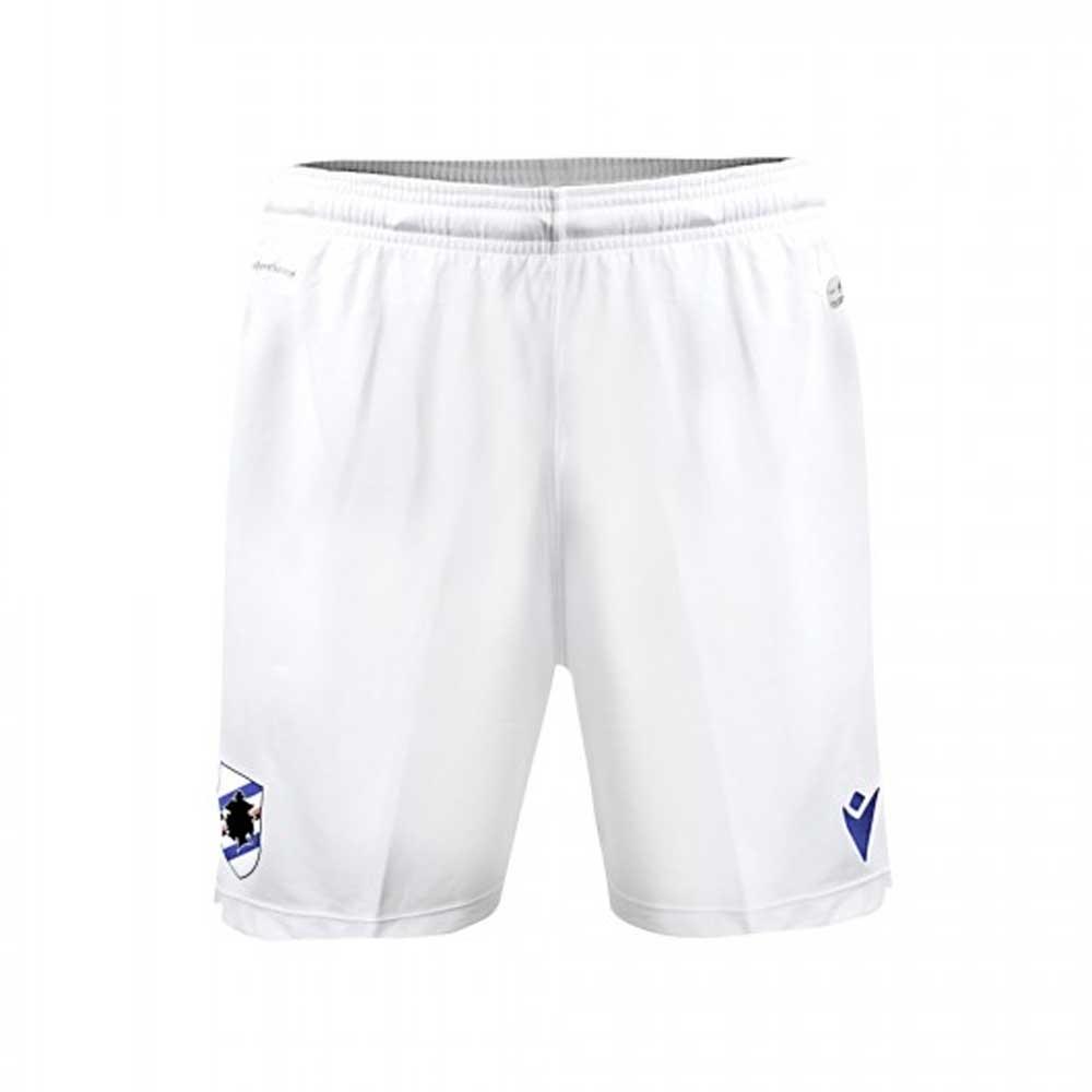 2020-2021 Sampdoria Home Shorts (White)