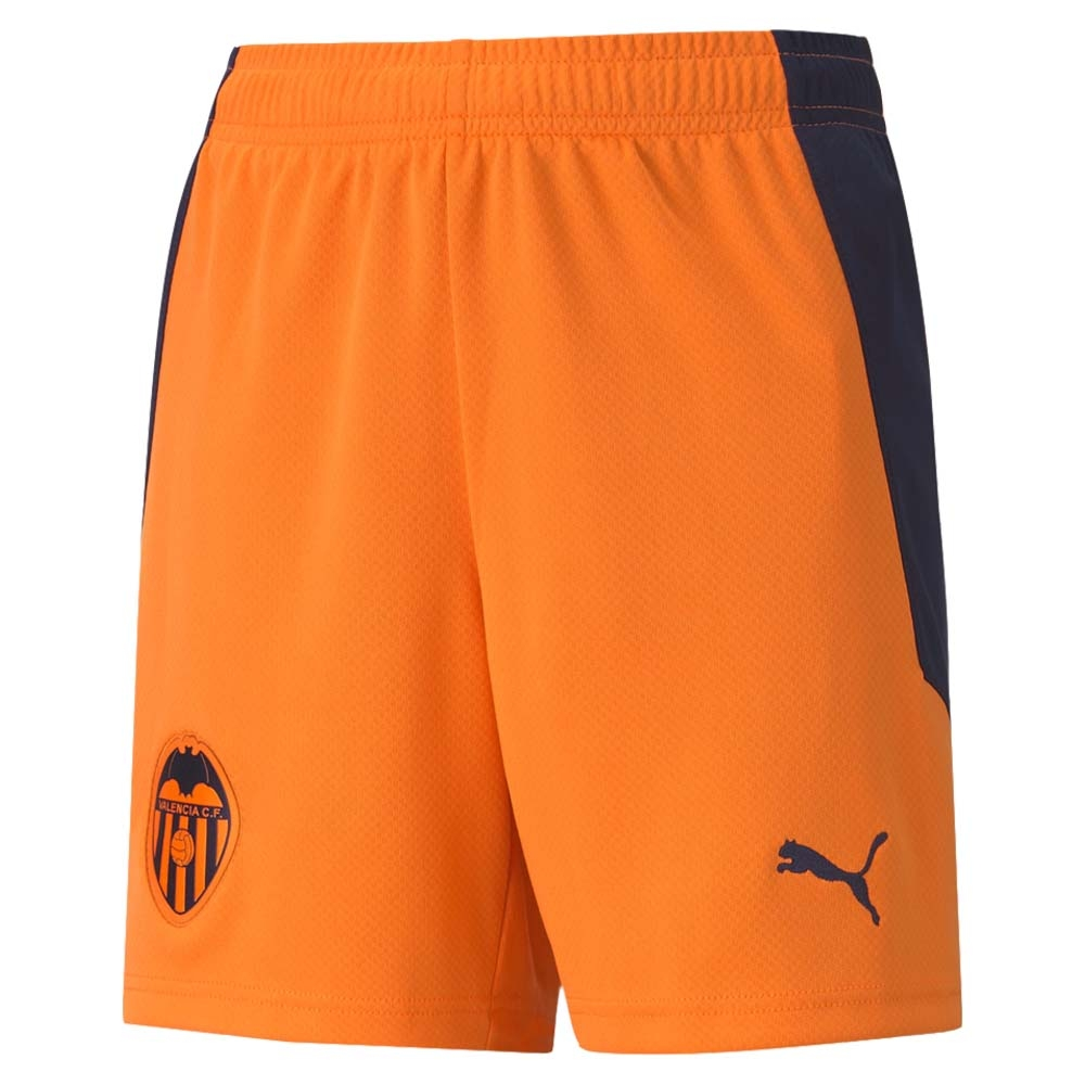 2020-2021 Valencia Away Shorts (Orange) - Kids