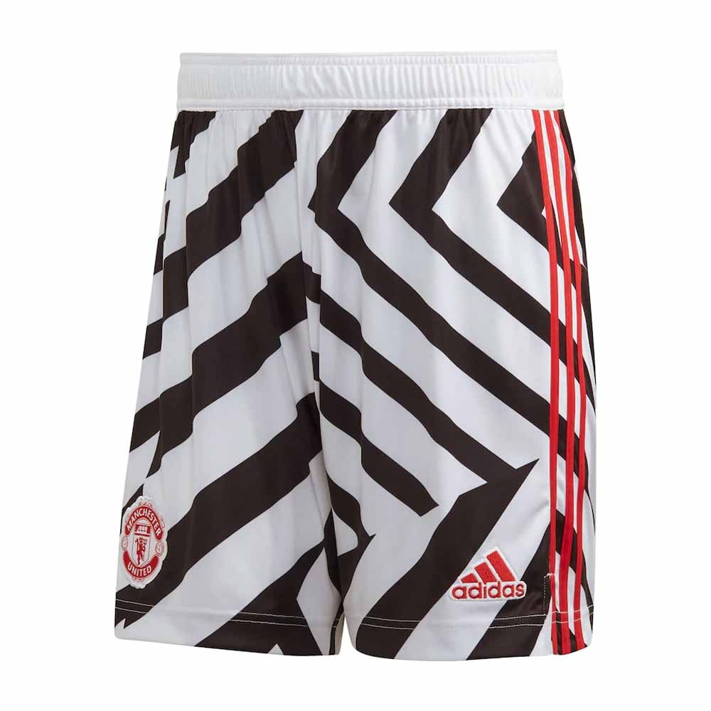 2020-2021 Man Utd Third Shorts (Kids)