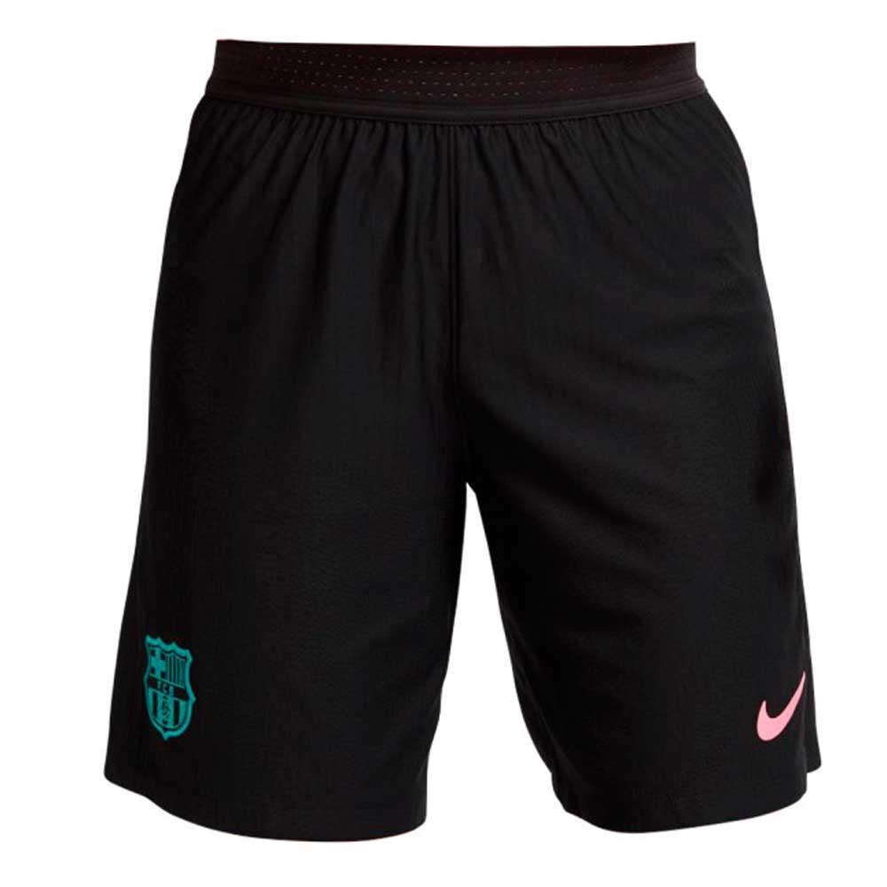 2020-2021 Barcelona Vapor Third Shorts (Black)
