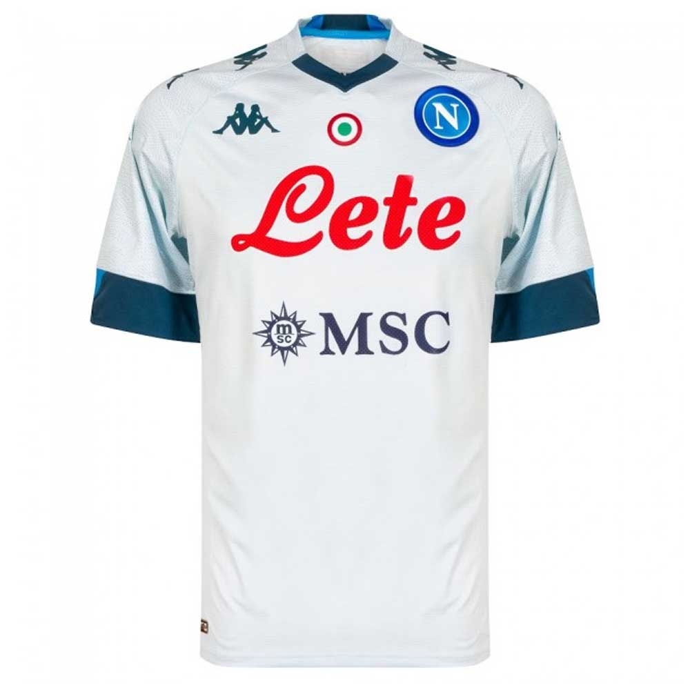 2020-2021 Napoli Away Shirt [311232W] - Uksoccershop