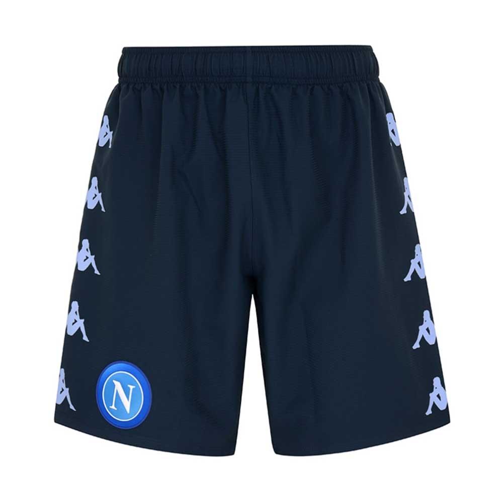 2020-2021 Napoli Third Shorts (Deep Blue)