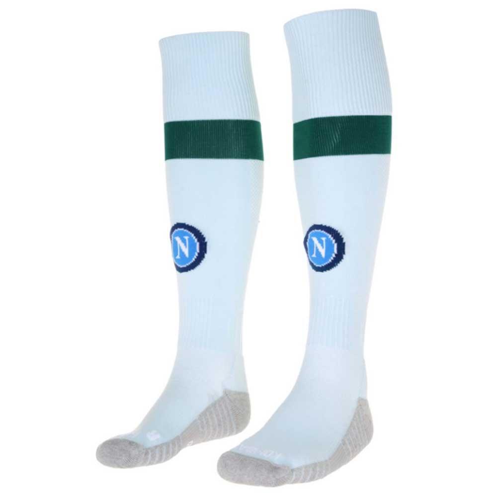2020-2021 napoli away socks (azure pale)