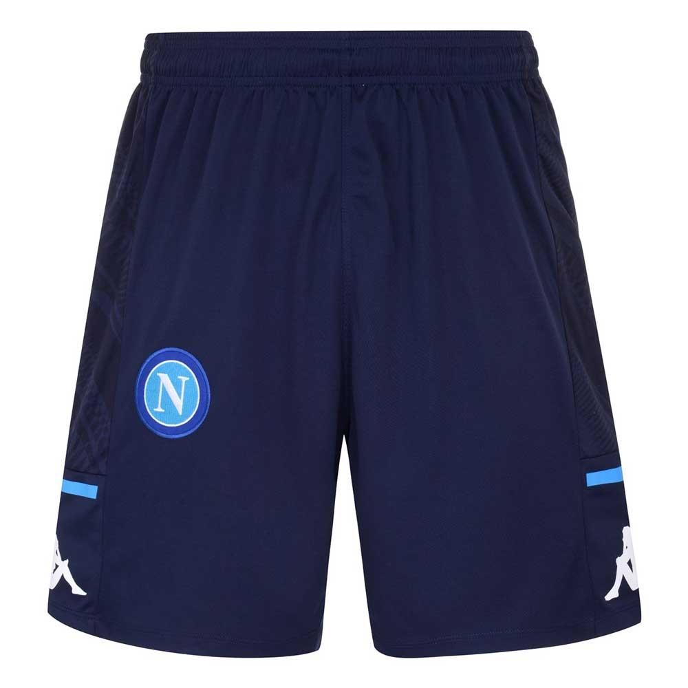 2020-2021 Napoli Training Shorts (Navy)
