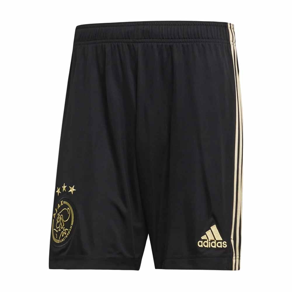 2020-2021 Ajax Third Shorts (Black)