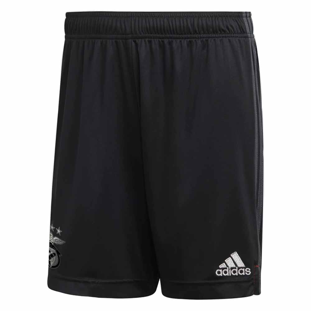 2020-2021 Benfica Away Shorts (Black)