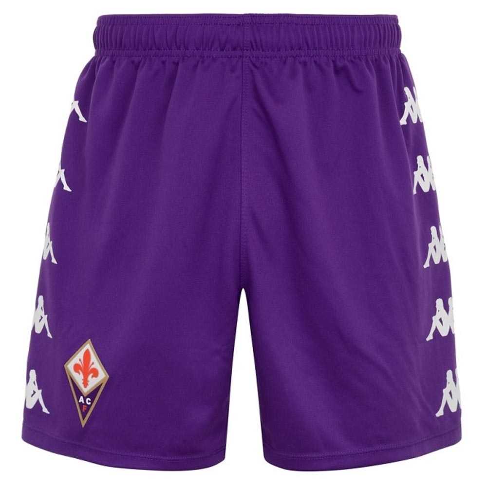 2020-2021 Fiorentina Home Shorts (Purple)
