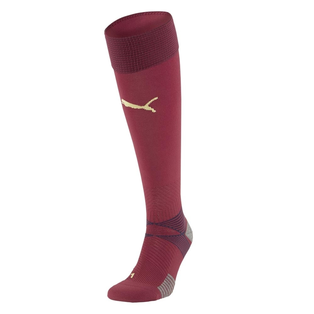 2020-2021 italy goalkeeper socks (cordovan)