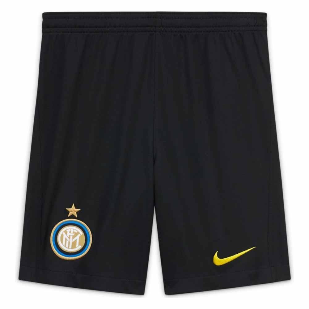 2020-2021 Inter Milan Third Shorts (Black) - Kids