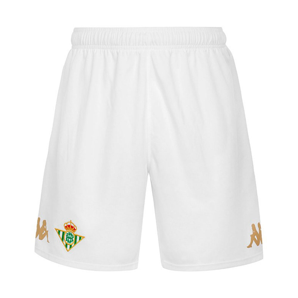 2020-2021 Real Betis Home Shorts (White)