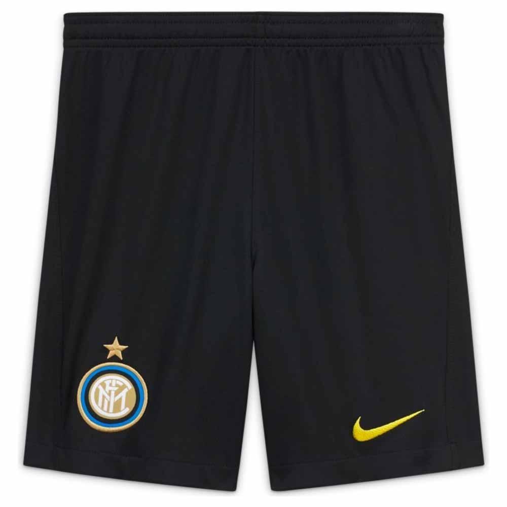 2020-2021 Inter Milan Third Shorts (Black)