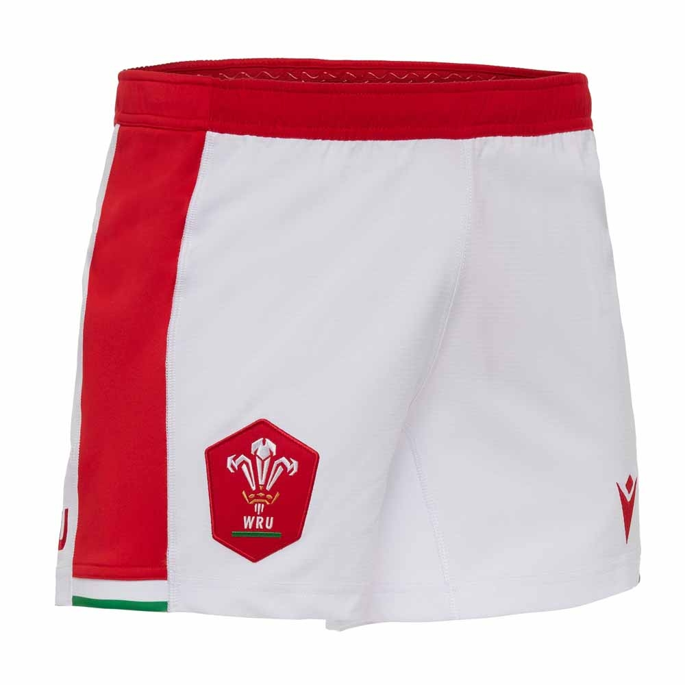 2020-2021 Wales Home Rugby Shorts
