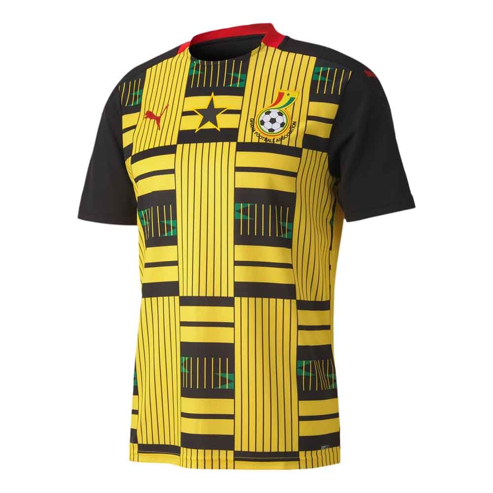 2020-2021 Ghana Away Shirt