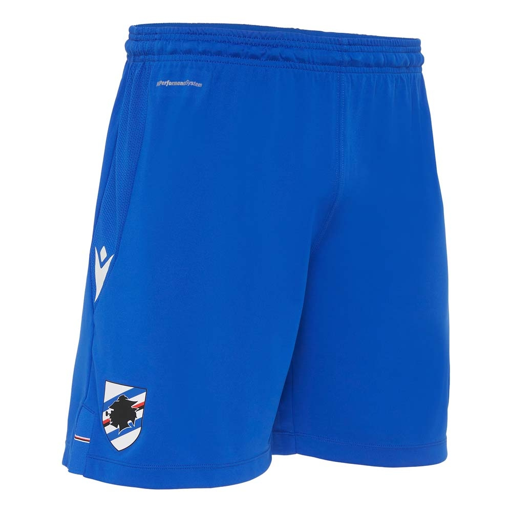 2020-2021 Sampdoria Away Shorts (Blue)