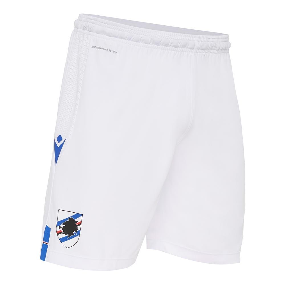 2020-2021 Sampdoria Home Shorts (Kids)