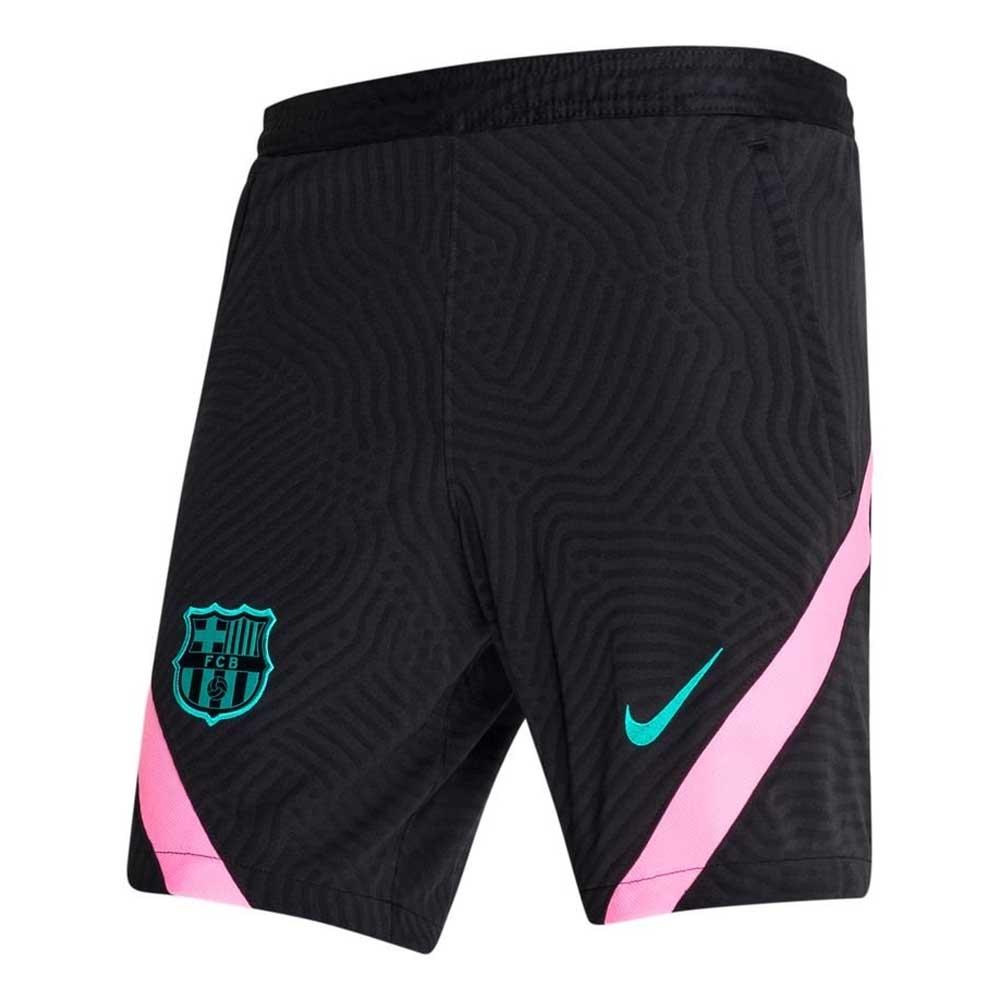 2020-2021 Barcelona CL Dry Strike Shorts (Black)