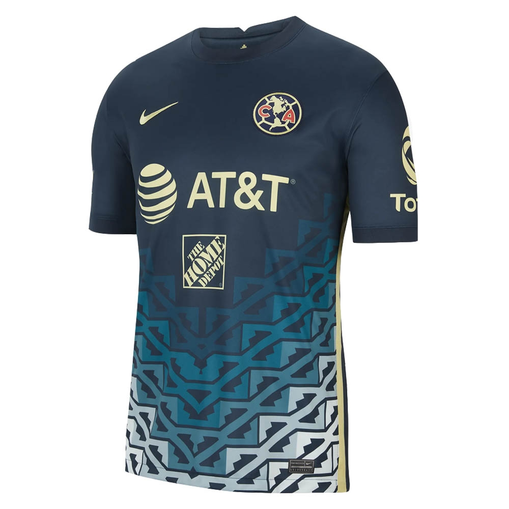 2021-2022 Club America Away Shirt