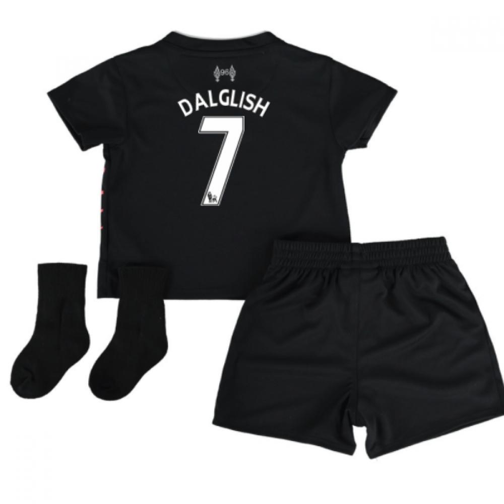 201617 Liverpool Away Baby Kit (Dalglish 7)
