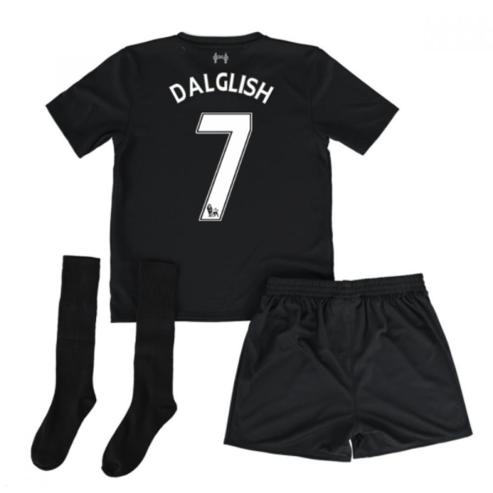 201617 Liverpool Away Mini Kit  (Dalglish 7)