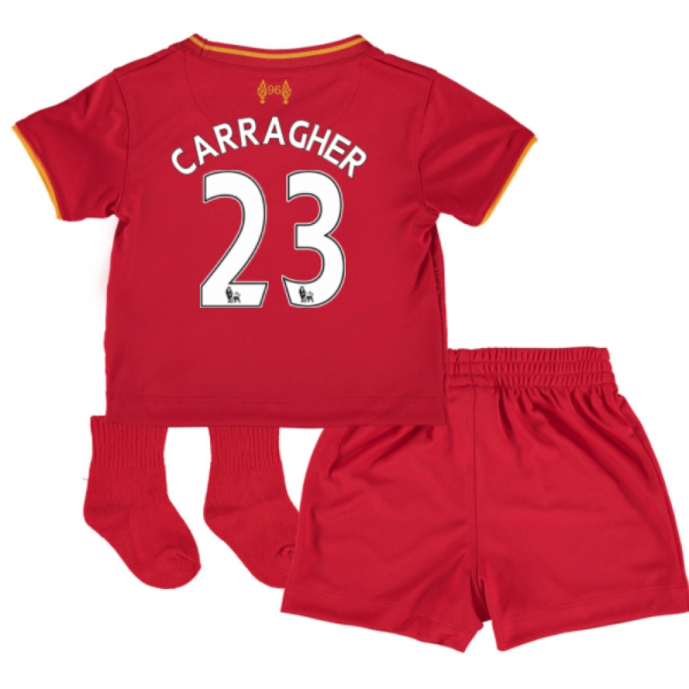 201617 Liverpool Home Baby Kit (Carragher 23)